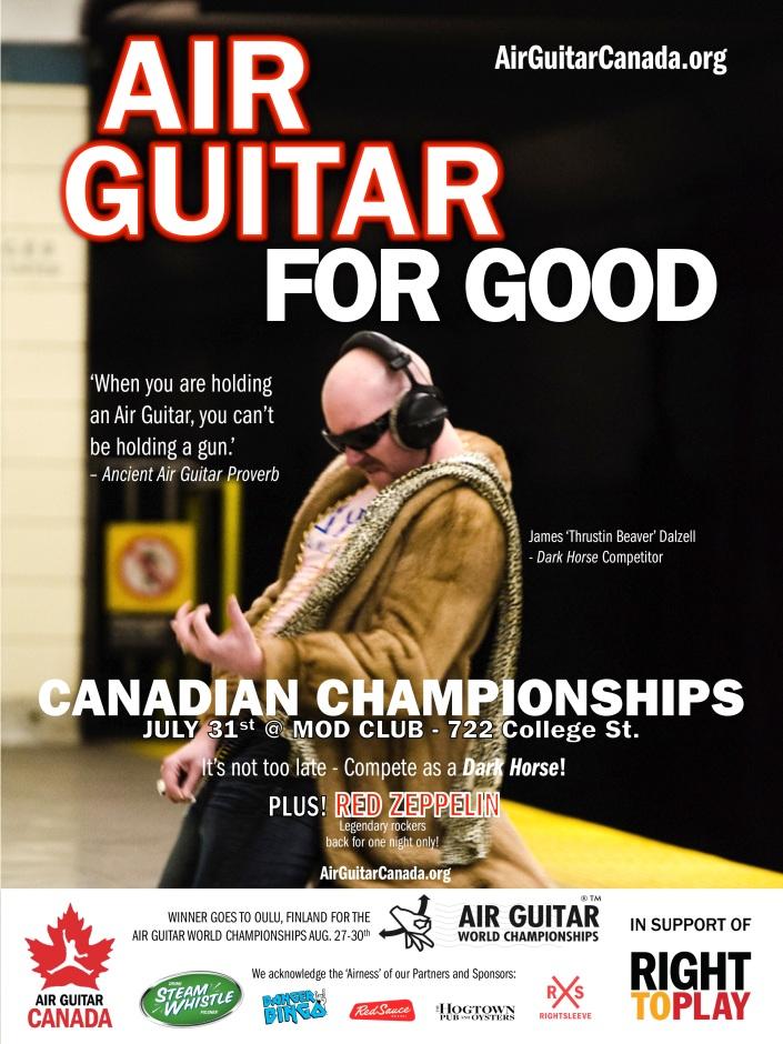 2014 Championships Poster