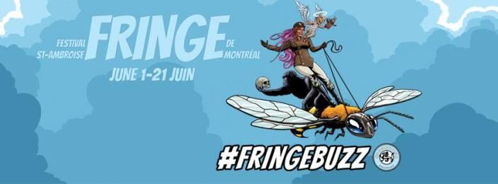 Fringe Banner Montreal